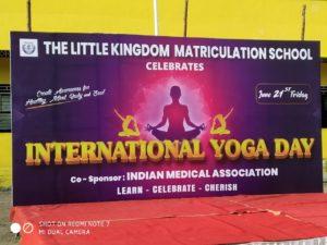 Tamilnadu Yoga Association